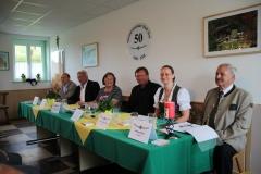 Vorstand der HGA Stadt Graz, noch ohne neuen Obmann